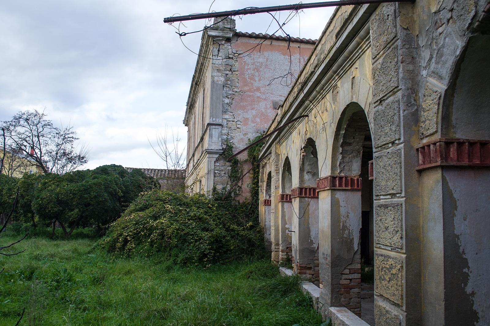 Casa santa cruz villanovafranca sardegna abbandonata - Casa santa cruz ...